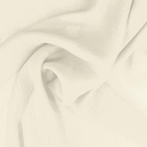 SILK CHIFFON CRINKLES - ANTIQUE WHITE [CCP503]